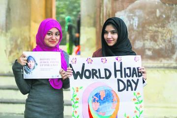 World Hijab Day: Celebrating the Muslim head covering