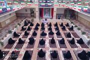 تصاویر/ مراسم گرامیداشت دهه فجر در مدرسه علمیه ریحانه الرسول ارومیه