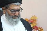 امام حسن (ع) کے علم، حلم، جلالت و کرامت میں عکس رسول (ص) نظر آتا ہے، علامہ ساجد نقوی