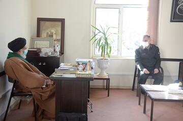 تلاشهای شبانه روزی نیروی انتظامی ستودنی است