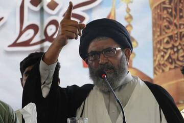پاکستان کا آئین شہری آزادیوں کی ضمانت دیتا ہے، قدغن قبول نہیں، قائد ملت جعفریہ پاکستان