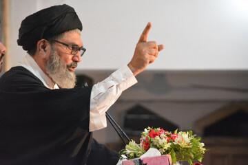 انقلاب اسلامی مفاداتی نہیں آفاقی شعوری انقلاب ہے، علامہ ساجد نقوی