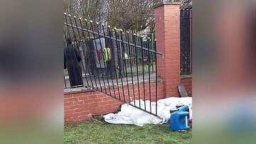 Blackburn mosque burglars steal safe with £5k cash inside