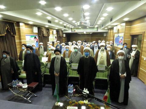 تصاوير/ نشست شوراي استاني حوزه علميه خراسان شمالي