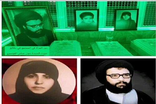 """دختر دبیرکل سابق حزب الله: مهمترین نقشی که زن ایفا می کند در """"خانواده"""" است"""