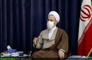همایش کتاب سال آینه حوزه است/ مسیر توسعه علوم اسلامی و تعمیق و پیشرفت را فراهم کنیم