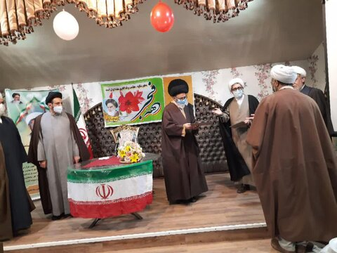 تصاویر / مراسم جشن ولادت حضرت فاطمه زهرا (س) در تبریز