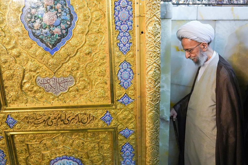 یکی از شاهکارهای آیت الله مصباح مرزبندی در علوم مختلف بود