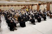 تصاویر/ تجلیل از طلاب برتر یزدی با حضور آیت الله حسینی بوشهری
