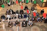 تصاویر/ برگزاری مراسم ایام ولادت حضرت زهرا (س) در مدرسه علمیه امام خامنه ای ارومیه