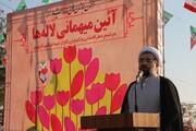 شهدا آرامش و امنیت را به ملت ایران هدیه دادند