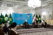 بیانیه مشترک آستان های مقدس و بقاع متبرکه ایران اسلامی در محکومیت تحریم آستان قدس رضوی