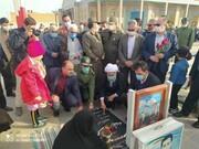 آیین میهمانی لالهها در گلزار شهدای هلال بن علی (ع )آران و بیدگل برگزار شد