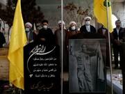تصاویر / ادای احترام و تجدید بیعت با شهدا، آرمانهای حضرت امام در شهرهای تبریز و سراب