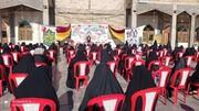 برپایی نمایشگاههای عفاف و حجاب در مدارس علمیه خواهران لرستان