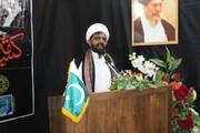 مظلوم کی مدد کرنا عدالت کا بہترین مصداقہے، حجۃ الاسلام ڈاکٹر وحید علی ساجدی