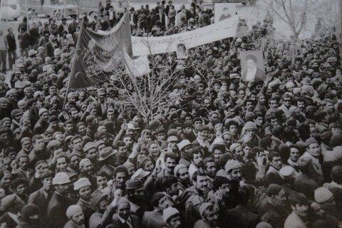 تصاویر/انقلاب 1357 مردم شهر بیجار به روایت تصویر