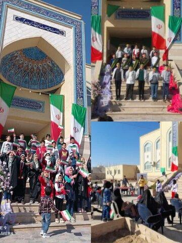 مدرسه علمیه حضرت زینب آران وبیدگل