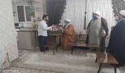 همسران اساتید مدرسه علمیه جواد الائمه(ع) گلبهار تقدیر شدند