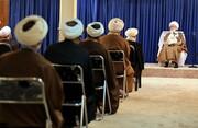 امریکہ میں انتقالیٔ اقتدار اسرائیل کو مضبوط کرنے کے لیے ہے، آیت اللہ العظمی نوری ہمدانی