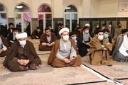 تصاویر/ نشست مبانی گفتمان انقلاب اسلامی در مدرسه علمیه امام خامنه ای ارومیه