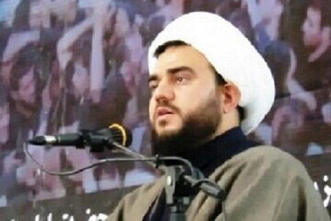 حجت الاسلام محمدرضا خاص امیری امام جمعه صحنه