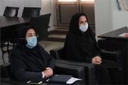 بانوان اداره کل فرهنگ و ارشاد اسلامی بوشهر تجلیل شدند
