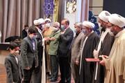تصاویر/ همایش تجلیل از جهادگران عرصه سلامت استان همدان