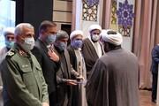 تجلیل از جهادگران عرصه سلامت همدان/ تقدیر از خبرنگار خبرگزاری حوزه در همدان