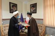امضای تفاهم نامه همکاری حوزه های خواهران و ستاد مرکزی اعتکاف
