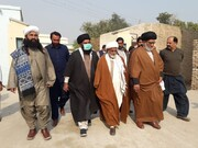 مرحوم مخدوم زادہ سید مرید کاظم کی پر خلوص ملّی خدمات قابل تعریف ہیں، علامہ تقی نقوی