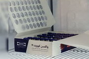 ۱۰۰  هزار نفر داوطلب تزریق واکسن کووایران بودند |  بزرگترین سایت تولید واکسن در خاورمیانه راه اندازی می شود