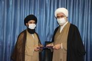 دبیر مجمع گروه های جهادی حوزه علمیه قزوین معرفی شد