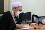تسلیت مدیر حوزه به حجتالاسلام والمسلمین مسلمی فر