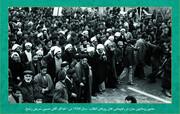 تصاویری از حضور روحانیون همدانی در خط مقدم مبارزه با رژیم طاغوت