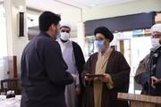 طلاب ممتاز مدرسه علمیه امیرالمومنین( ع) تبریز تجلیل شدند