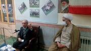 تصاویر / مراسم خاطره گویی از انقلاب اسلامی در مدرسه علمیه طالبیه تبریز