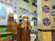 انتقاد حجت الاسلام والمسلمین حدائق از تصاویر منتشر شده در مسجد نصیرالملک