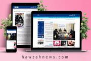 کلیپ | گوشهای از فعالیتهای بخش بانوان خبرگزاری حوزه