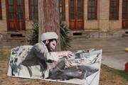 نمایشگاه «نقش روحانیت در انقلاب» در مدرسه شیخ الاسلام قزوین برپا شد