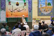 انقلاب اسلامی با همراهی همه اقشار به پیروزی رسید