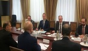 قاليباف يلتقي امين مجلس الامن القومي الروسي
