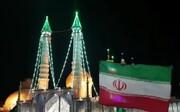 فیلم   نقارهزنی در حرم مطهر کریمه اهلبیت(ع) در شب پیروزی انقلاب