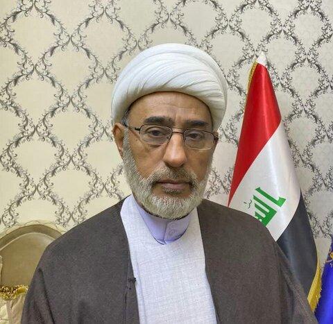 الشيخ حميد معلة الساعدي
