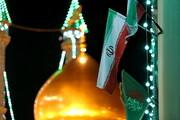 تصاویر/ حال و هوای حرم کریمه اهل بیت(ع) در شب ۲۲ بهمن
