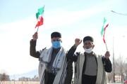 تصاویر/ راهپیمایی خودرویی یوم الله ۲۲ بهمن مردم شهرکرد
