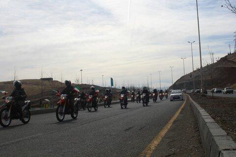 تصاویر/مراسم گرامیداشت یوم الله 22 بهمن  ماه در سنندج