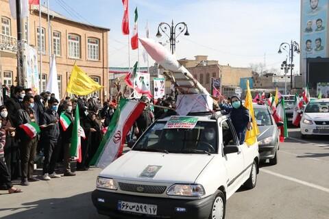 تصاویر/ راهپیمایی22 بهمن در ارومیه