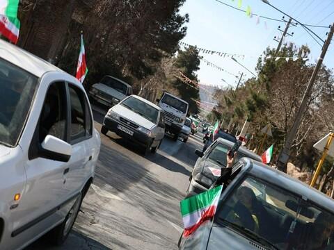 تصاویر/ راهپیمایی یوم الله 22 بهمن استان سمنان