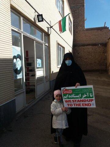 تصاویر/ راهپیمایی 22 بهمن در شهرستان سراب